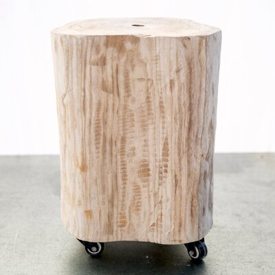 Burel Wood Stool