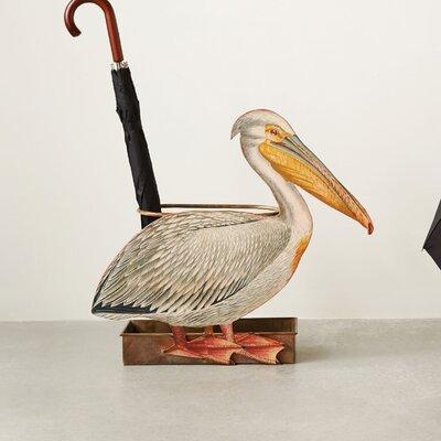 Diehl Pelican Umbrella Stand