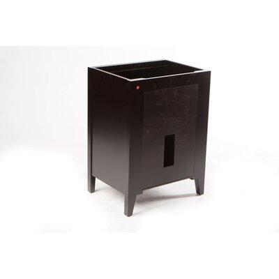 """24"""" Single Sink Wood Vanity Set"""