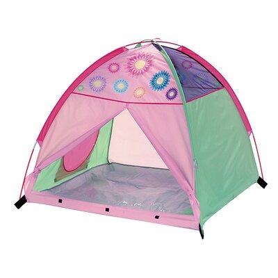 Flower Power Play Tent
