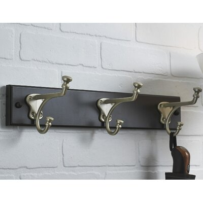 Classic Wall Mounted Coat Rack