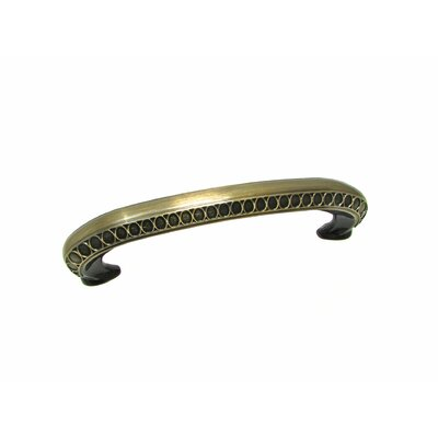"3 4/5"" Center Arch Pull Finish: Antique English"