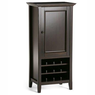 Amherst 12 Bottle Floor Wine Cabinet