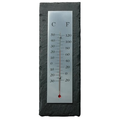 Fallen Fruits Thermometer with Plate