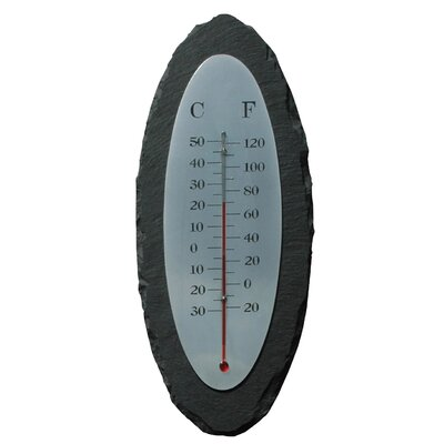 Fallen Fruits Thermometer with Stainless Steel Plate