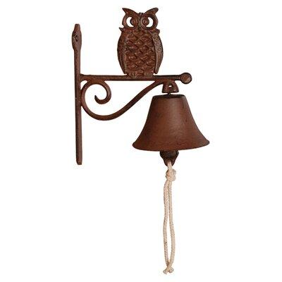 Fallen Fruits Owl Door Bell