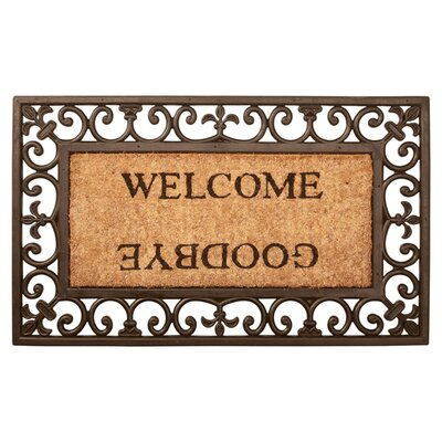 Fallen Fruits Welcome Doormat