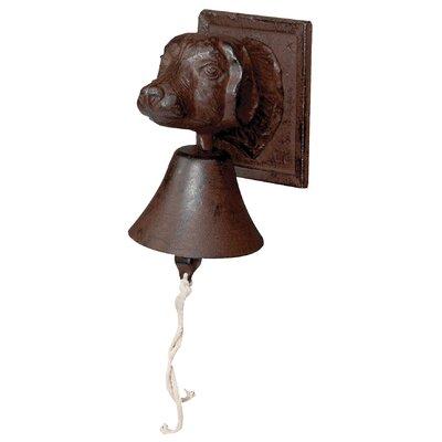 Fallen Fruits Best for Boots Dog Head Door Bell