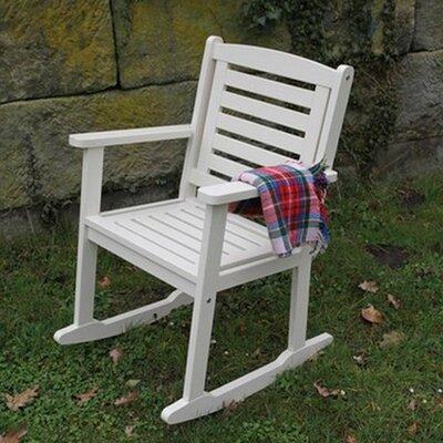 Fallen Fruits Farm Folklore Carver Rocking Chair
