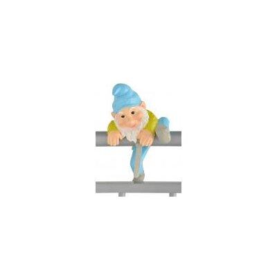 "Fallen Fruits Balcony Gnome ""Terry"" Statue"