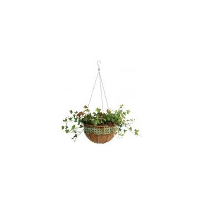 Fallen Fruits Round Hanging Basket