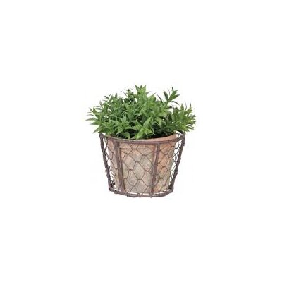 Fallen Fruits Round Pot Planter