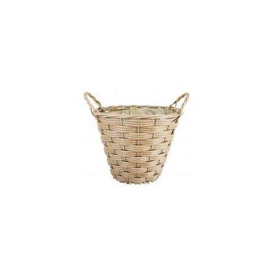 Fallen Fruits Artificial Wicker Round Basket