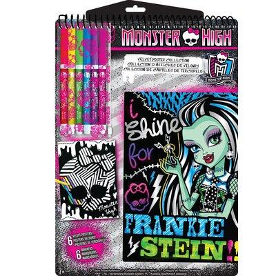 Fashion Angels Poster Monster High Velvet