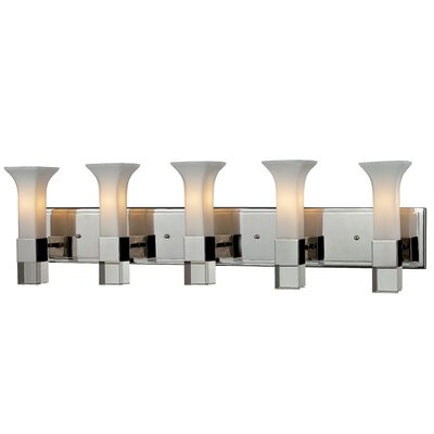 Z-Lite Lotus 5 Light Vanity Light