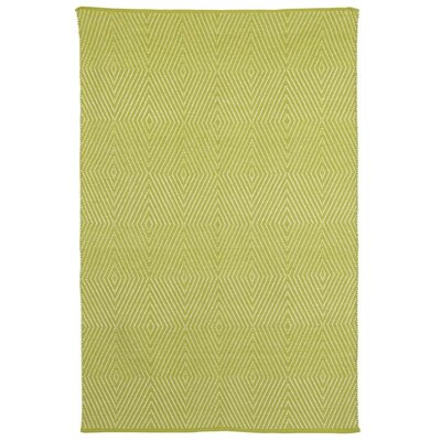 Fab Rugs Zen Dark Citron Area Rug