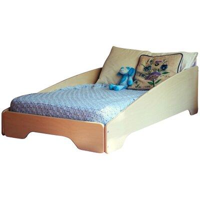 Zoom Toddler Platform Bed