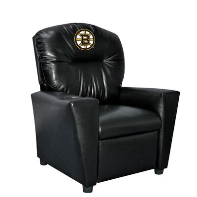 Imperial NHL Kids Recliner with Cup Holder