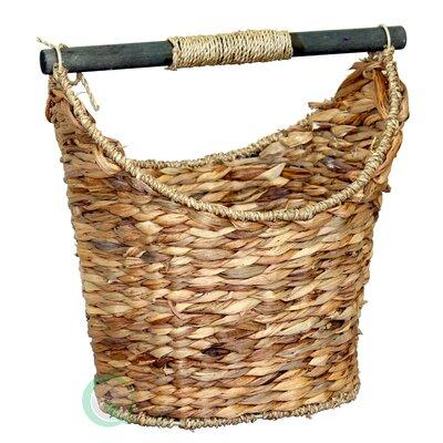 Cottage Magazine and Paper Holder Basket