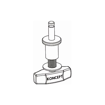 Koncept from Ergo Through - Table Mount