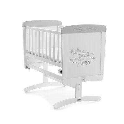 Obaby Winnie the Pooh Dreams and Wishes Glider Cot