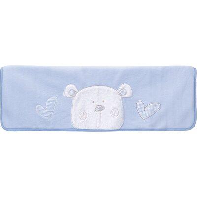 Obaby B is for Bear Fleece Blanket in Blue