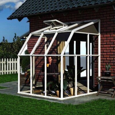 Sun Room 2 6.5 Ft. W x 6.5 Ft. D Greenhouse