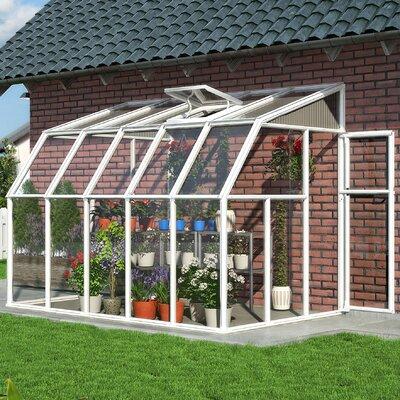 Sun Room 2 6.5 Ft. W x 10.5 Ft. D Greenhouse