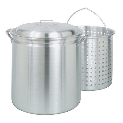 Multi-Pot Size: 42-qt.