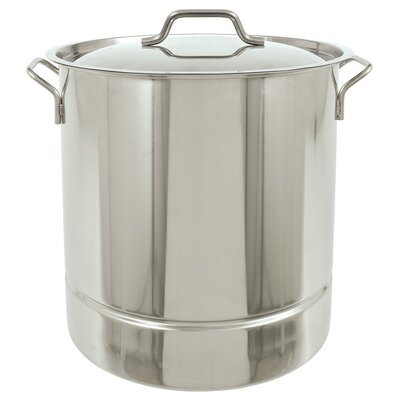 Multi-Pot Size: 40-qt.