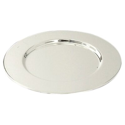 Godinger Silver Art Co Chouette Bread and Butter Plate
