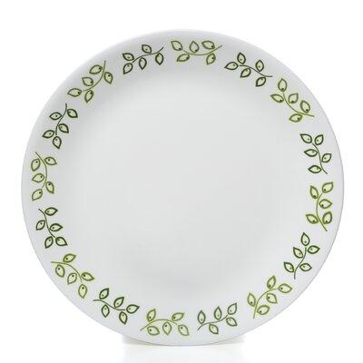 """Corelle Livingware 10.25"""" Neo Leaf  Dinner Plate"""