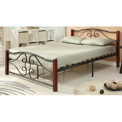 Williams Import Co. Phoenix Wrought Iron Bed