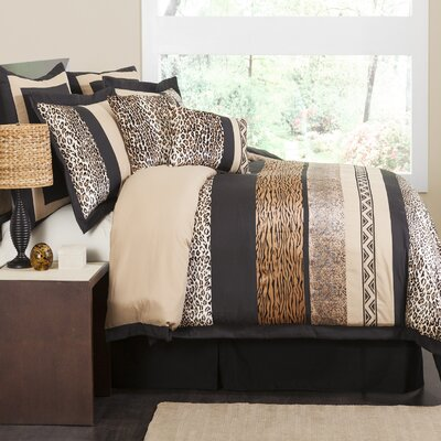 Special Edition by Lush Decor Tribal Dance 8 Piece Comforter Set