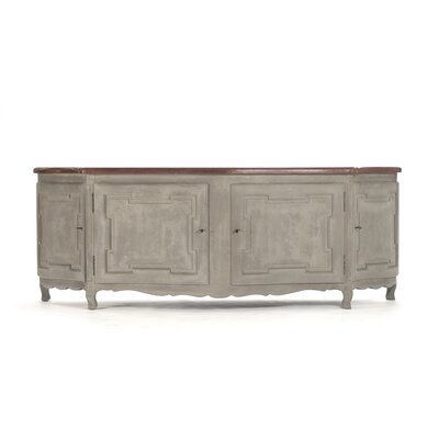 St. Lovis 2 Door Accent Cabinet