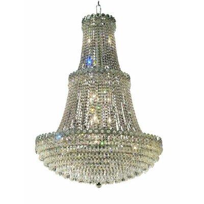Elegant Lighting Century 17 Light  Chandelier