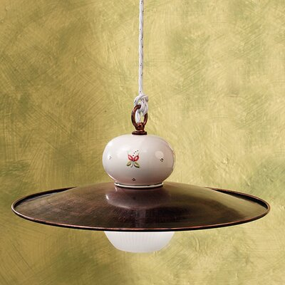 Ferroluce Potenza 1 Light Bar Pendant Lamp