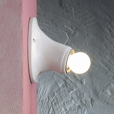 Ferroluce Capua 1 Light Wall Sconce