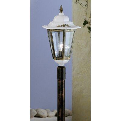 Ferroluce Arezzo 1 Light 164cm Post Lantern