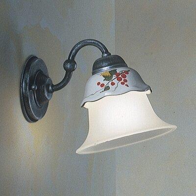 Ferroluce Ferrara 1 Light Swing Arm Wall Lamp