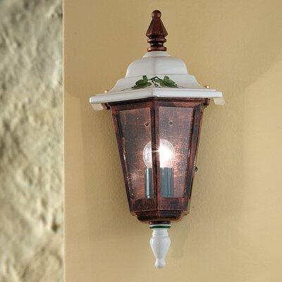 Ferroluce Arezzo 1 Light Wall Light