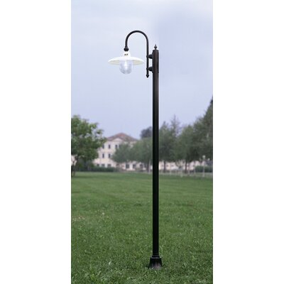 Ferroluce Reggio Emiglia 1 Light Post Lantern