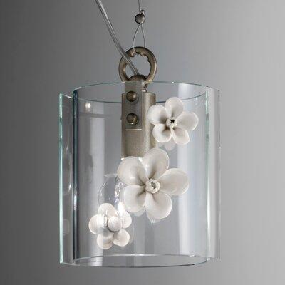 Ferroluce Recanati 1 Light Mini Pendant