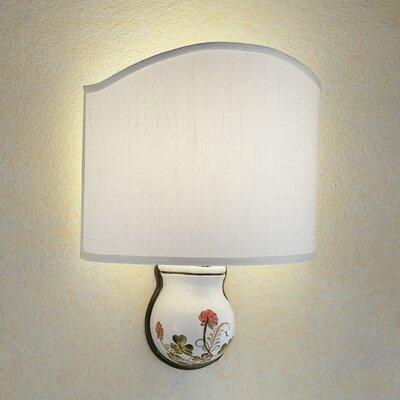Ferroluce Trieste 1 Light Wall Sconce
