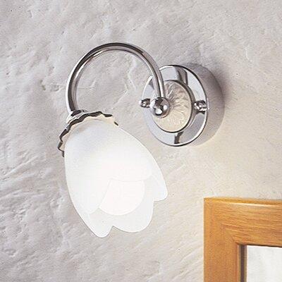 Ferroluce Catania 1 Light Wall Sconce