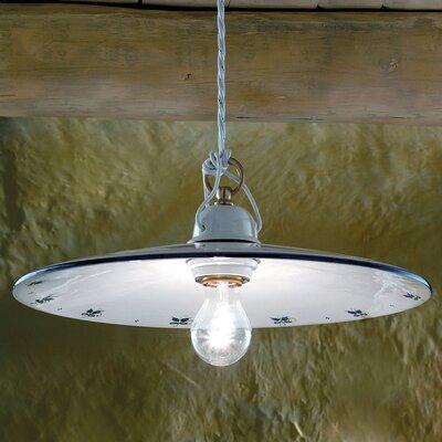 Ferroluce Torino 1 Light Bar Pendant Lamp