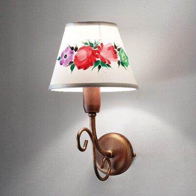Ferroluce Salerno 1 Light Swing Arm Wall Lamp