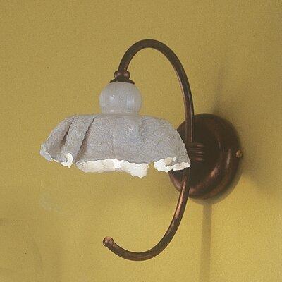Ferroluce Modena 1 Light Swing Arm Wall Lamp