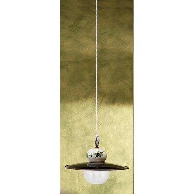 Ferroluce Potenza 1 Light Mini Pendant Lamp