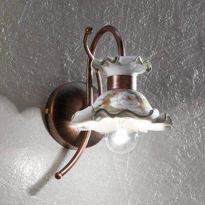 Ferroluce Milano 1 Light Swing Arm Wall Lamp